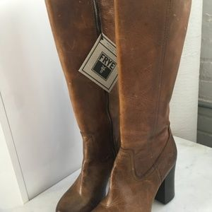 NWT Frye Tall Boots